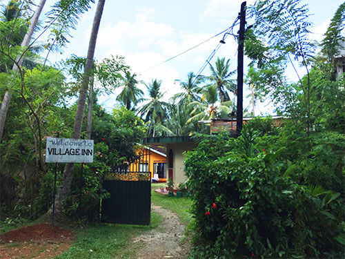 village inn, unawatuna