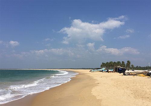 kudawa beach