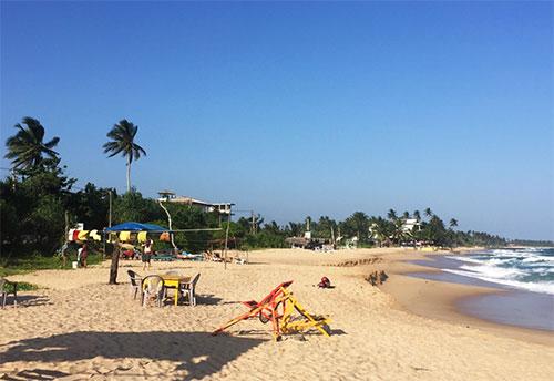 beach volleyball wash line
