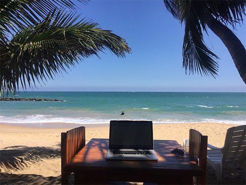 office of the day tangalle