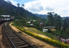 train ride central sri lanka